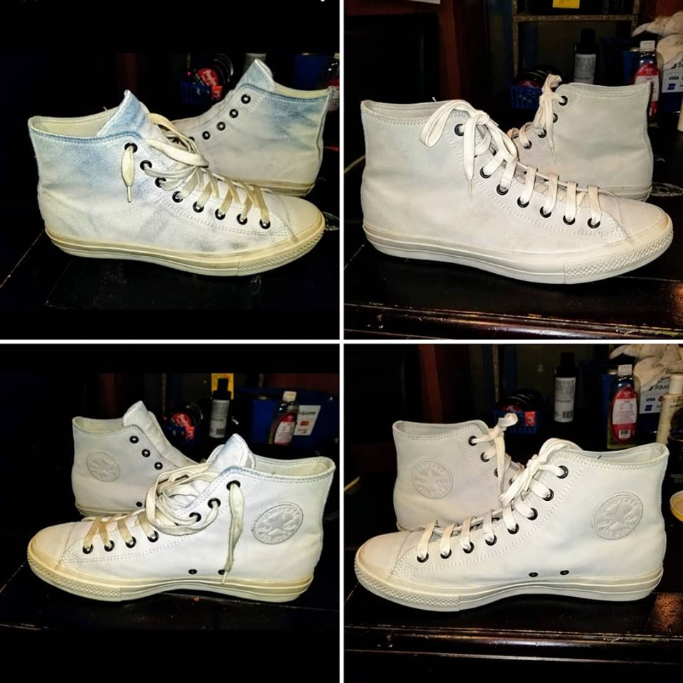 All Star Suede
