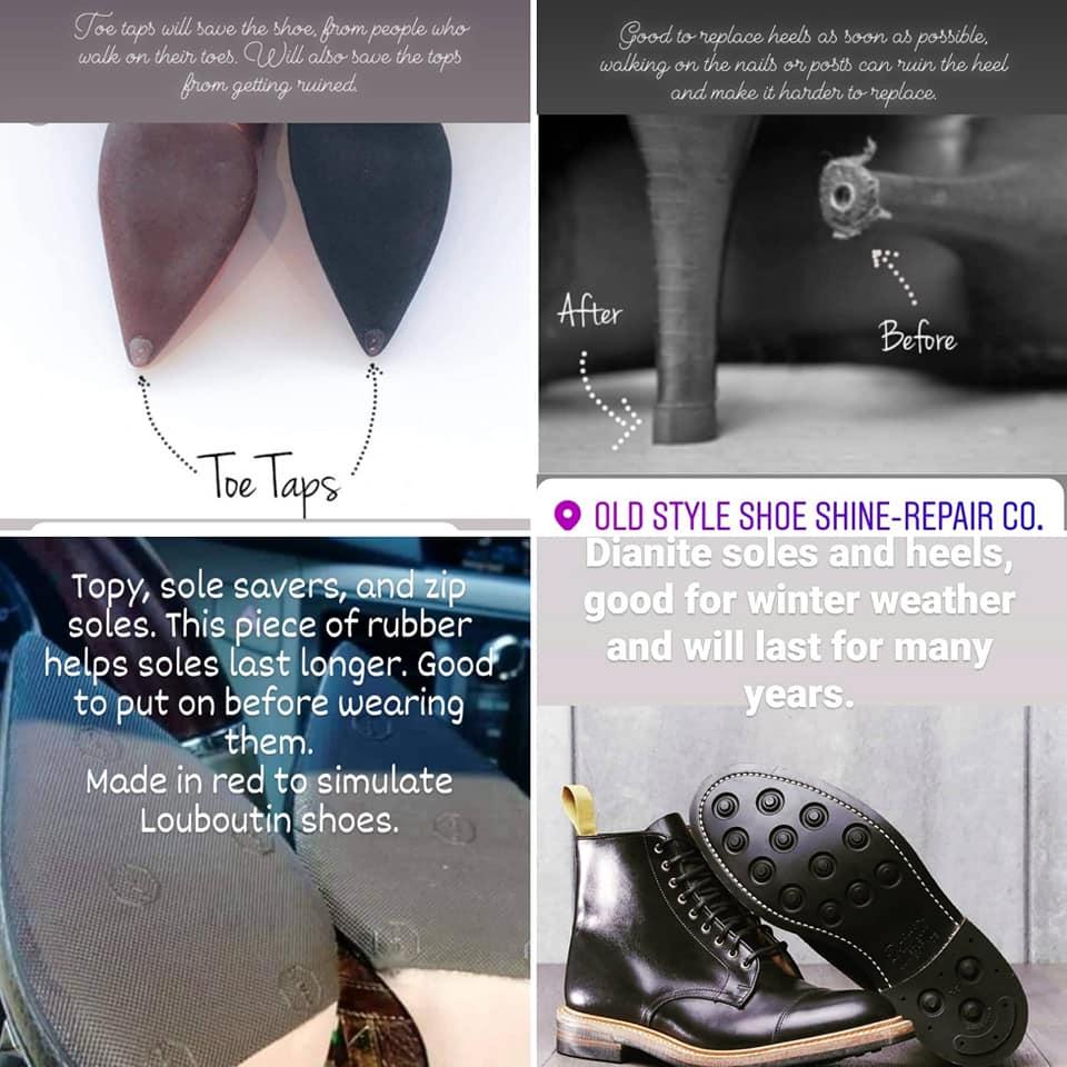Shoe repair 2020
