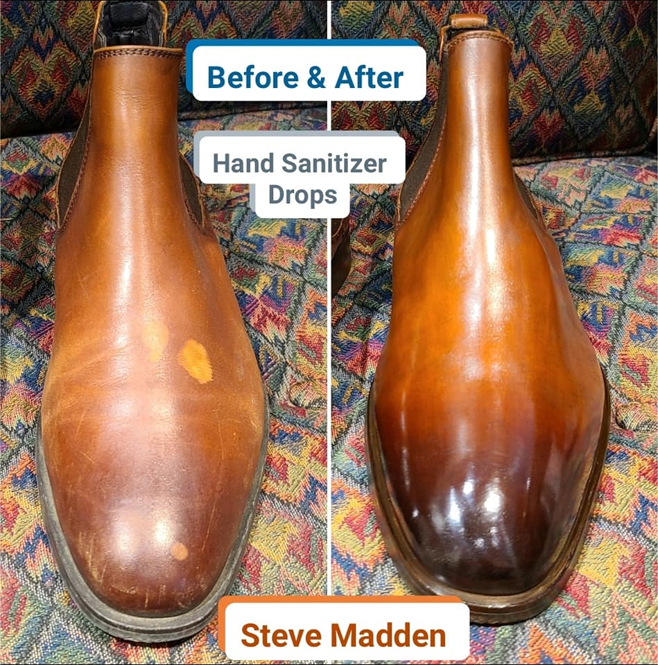 Steve Madden Before and After 5-2021